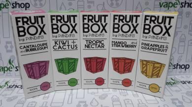 Жидкость Fruit box by Pandas 0мг/мл 100 мл
